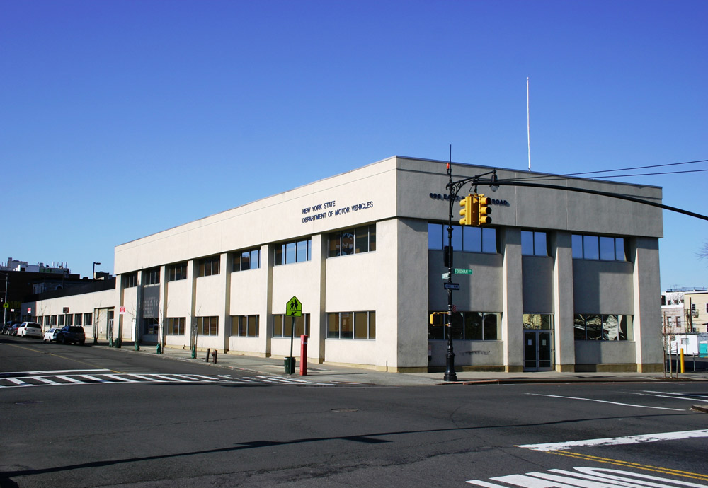 East fordham rd bronx ny walison corp for New york state department of motor vehicles bronx ny